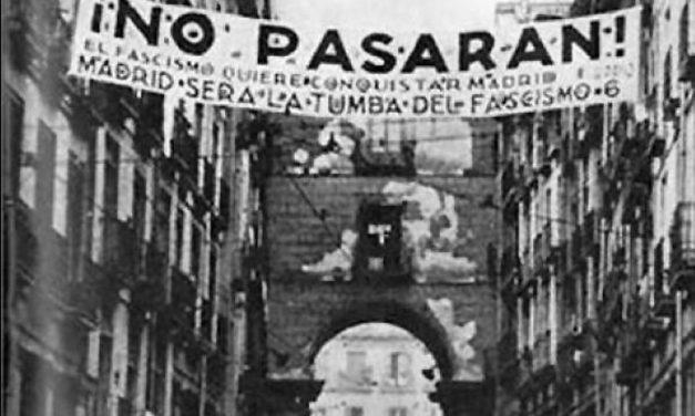 Oggi in Spagna domani in Italia – Antifascisti reggiani in difesa della Repubblica