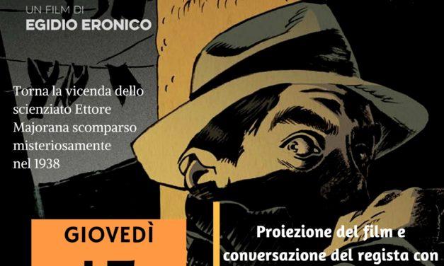 """Proiezione del docu-film """"Nessuno mi troverà"""" di Egidio Eronico e incontro con il regista"""