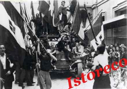 25 luglio 1943: la caduta del fascismo