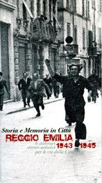 Mappa storica di Reggio Emilia 1943-1945
