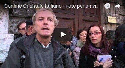 Confine Orientale Italiano – note per un viaggio di formazione possibile
