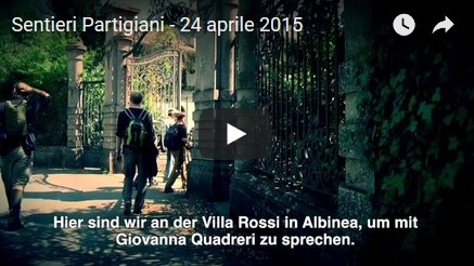 Sentieri Partigiani – 24 aprile 2015