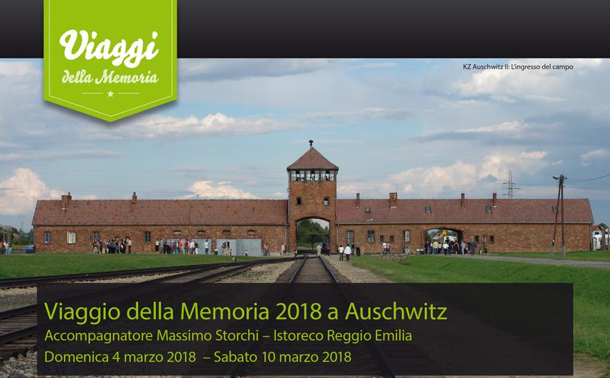 Viaggio della Memoria 2018 a Cracovia e Auschwitz – POSTI ESAURITI