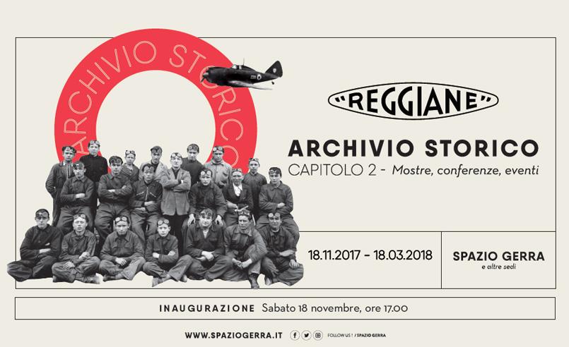 OFFICINE REGGIANE. Archivio Storico Cap. 2 ULTIMA SETTIMANA