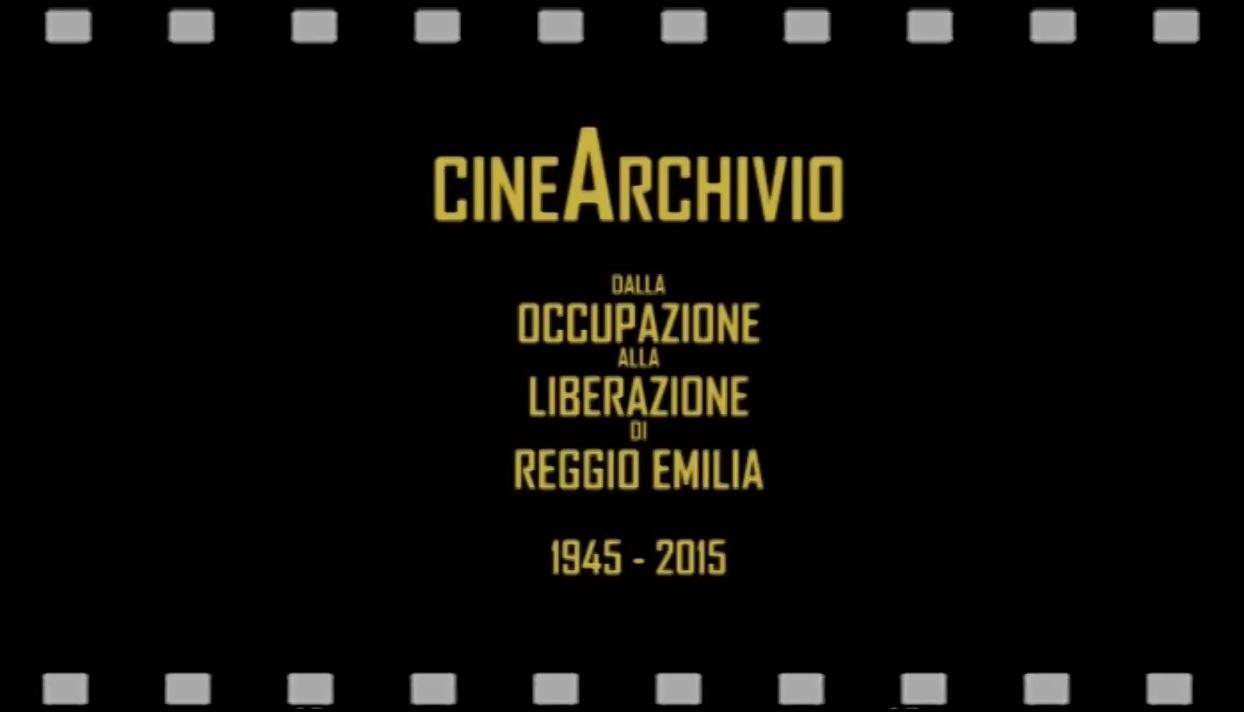 Cinearchivio: dall'occupazione alla Liberazione