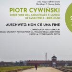 Auschwitz: non c'è una fine ULTIMI POSTI