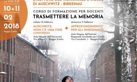 Trasmettere la memoria: corso di formazione con Piotr Cywinski