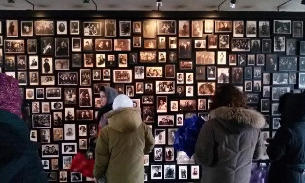 Viaggio della memoria 2018 a Cracovia e Auschwitz