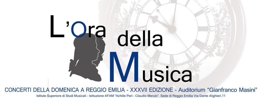 L'Ora della Musica XXXVIIIEDIZIONE