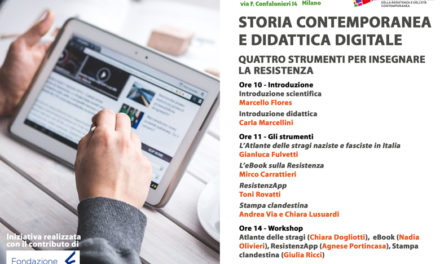 Storia contemporanea e didattica digitale