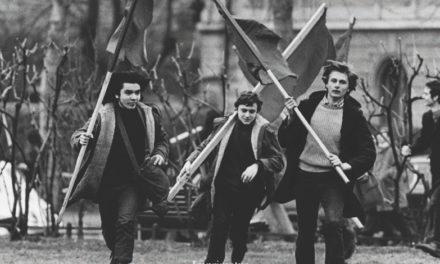 '68 Ce n'est qu'un début… Storie di un mondo in rivolta