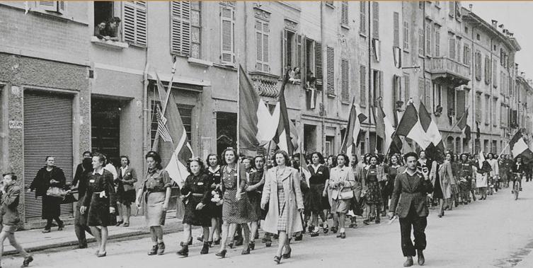 Le donne e le scuole di Reggio Emilia, seconda parte
