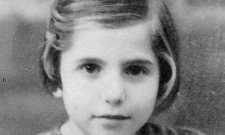 La bambina dietro gli occhi