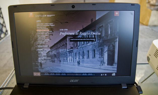 """""""Livello 9 – Museo dei luoghi del '900 a Reggio Emilia"""" vi aspetta: il museo virtuale è attivo"""