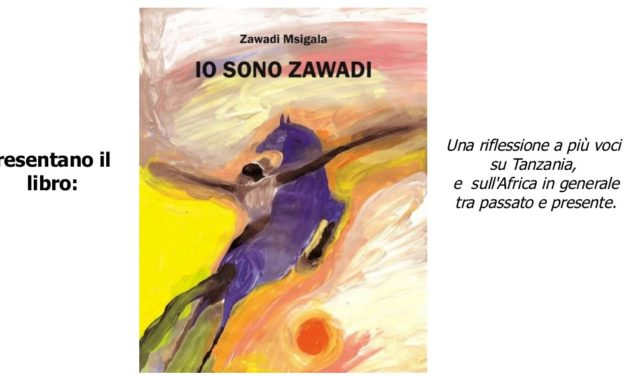 """Presentazione del libro """"Io sono Zawadi"""""""