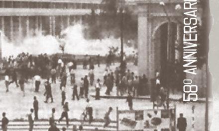 58° anniversario dei fatti del 7 luglio 1960