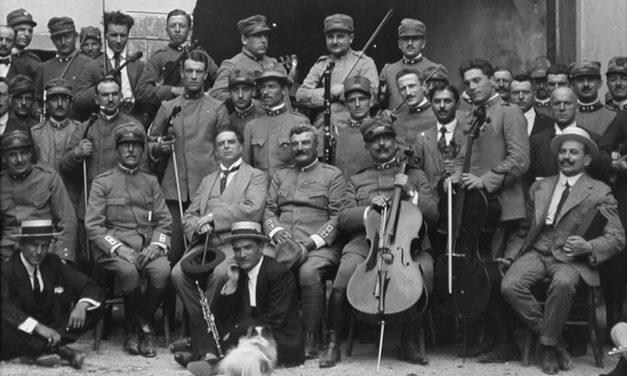 Pause nel silenzio – Musica italiana nella Grande Guerra