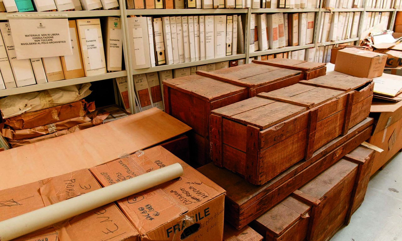 Polo archivistico e biblioteca aperti solo su prenotazione