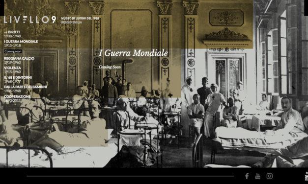 """Inaugurazione della nuova stanza """"Prima Guerra Mondiale"""" del Museo Diffuso"""