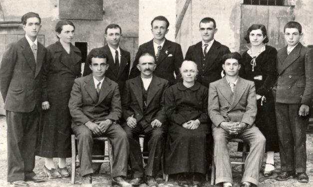 76° anniversario della fucilazione dei sette fratelli Cervi e di Quarto Camurri
