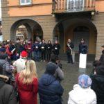 Toano, Cavriago e Sant'Ilario: posate nove pietre d'inciampo per nove reggiani uccisi dai nazisti
