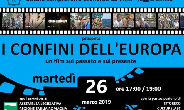 """Presentazione documentario """"I confini dell Europa"""""""