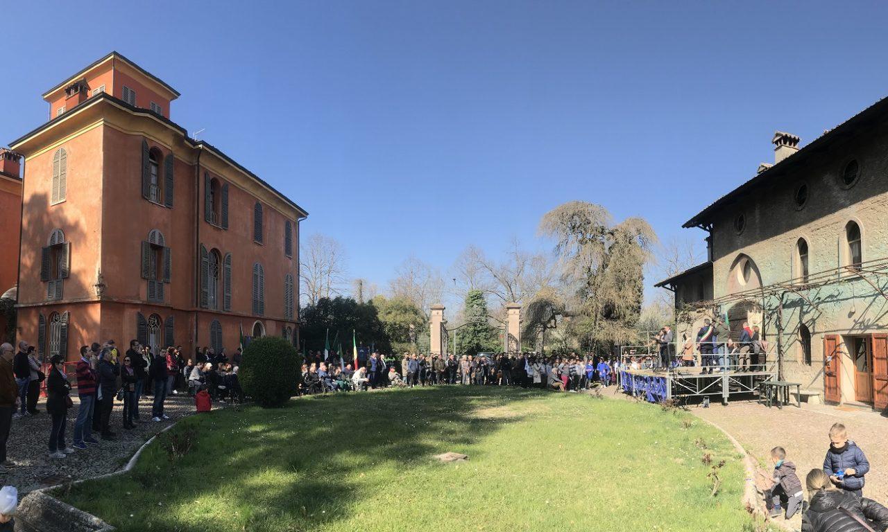 Anniversario dell'operazione Tombola a Villa Rossi, il resoconto