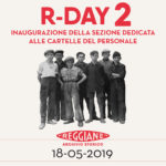 R-Day 2 Inaugurazione della sezione dedicata alle cartelle del personale