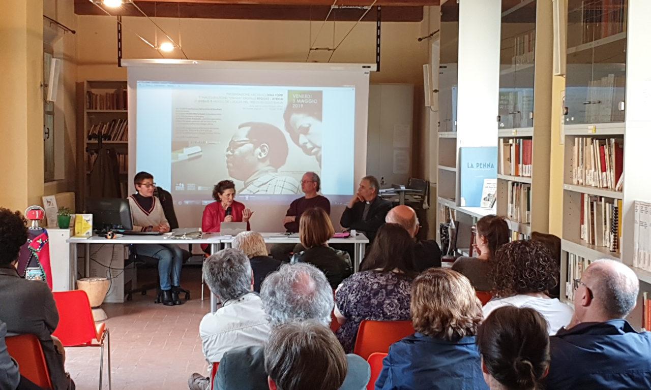 Reggio-Africa: presentato l'archivio Dina Forti e la nuova stanza del museo virtuale