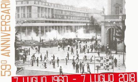 Reggio ricorda il 7 luglio 1960: gli appuntamenti