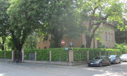 I mercoledì della biblioteca: Stefano Raspini e Villa Cucchi