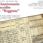 28 luglio 1943 – 28 luglio 2019 – 76° Anniversario dell'Eccidio delle Reggiane