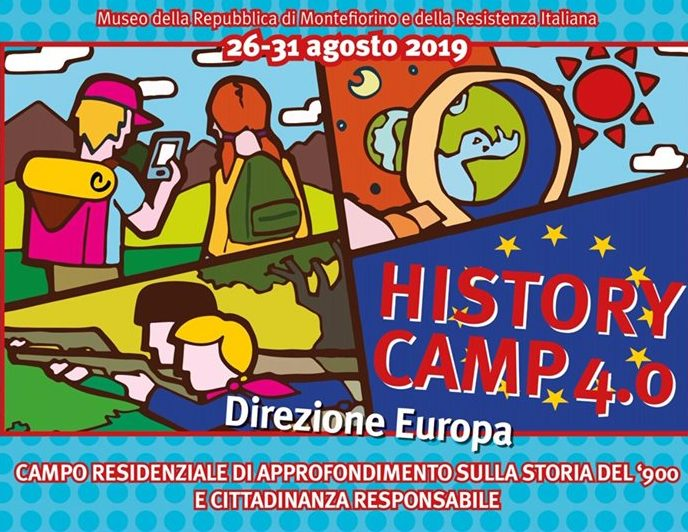 History Camp 4.0 Direzione Europa