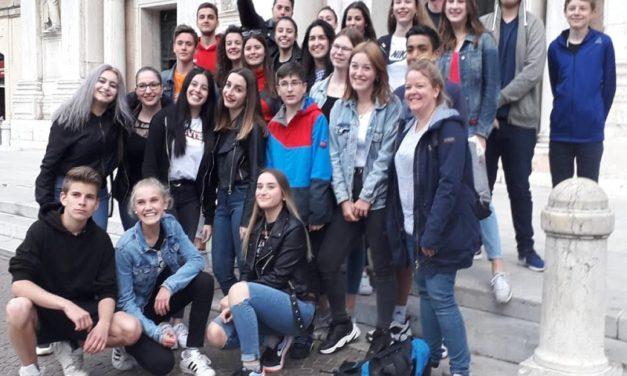 German-Italian Youth Meeting: la storia attraverso l'obiettivo di una telecamera