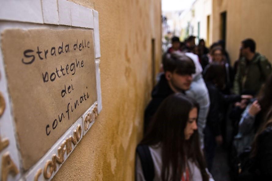 """""""Viaggio alle origini dell'idea di Europa: Ventotene"""""""