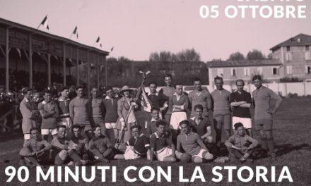 90 minuti con l'Ac Reggiana