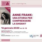 Anne Frank: una storia per comprendere la Shoah?