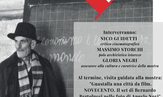Presentazione del n. 128/2019 di RS-Ricerche Storiche a Guastalla