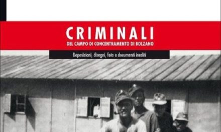 """Recensione """"Criminali del campo di concentramento di Bolzano"""" di Costantino Di Sante"""