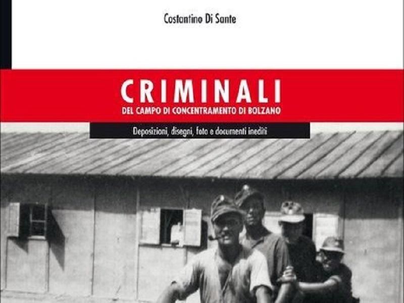 """Presentazione del libro """"Criminali del campo di concentramento di Bolzano"""""""