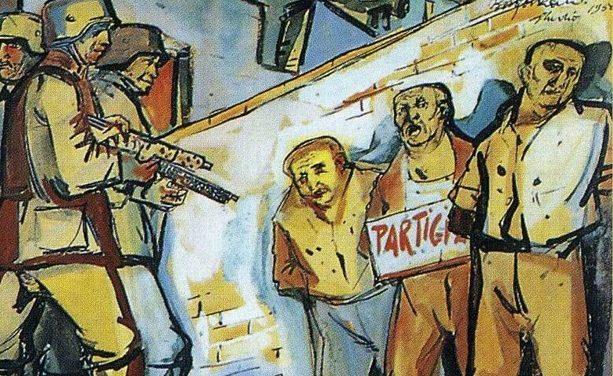 Commemorazione del 75° anniversario dell'eccidio di Ponte Cantone