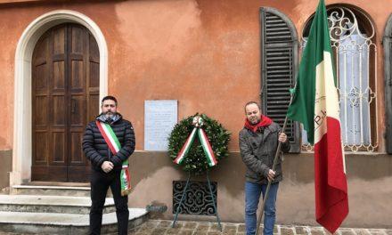 Il Coronavirus non cancella la celebrazione del Fatto d'armi di Villa Rossi e Villa Calvi