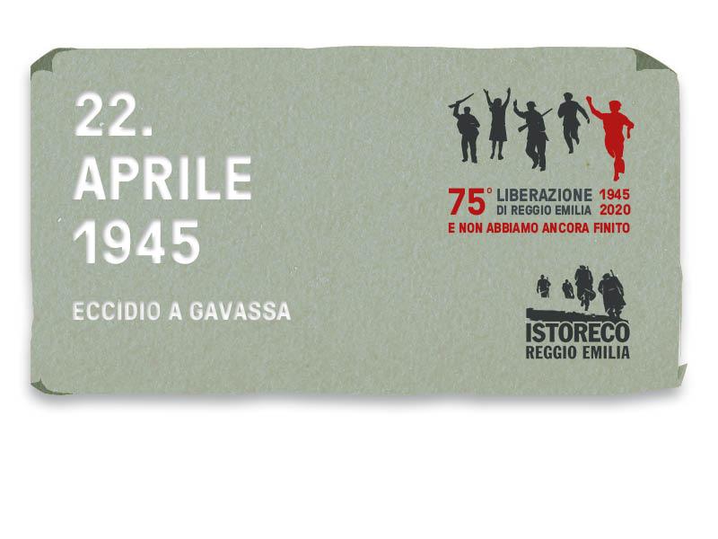 22 Aprile 1945 – Eccidio di Gavassa