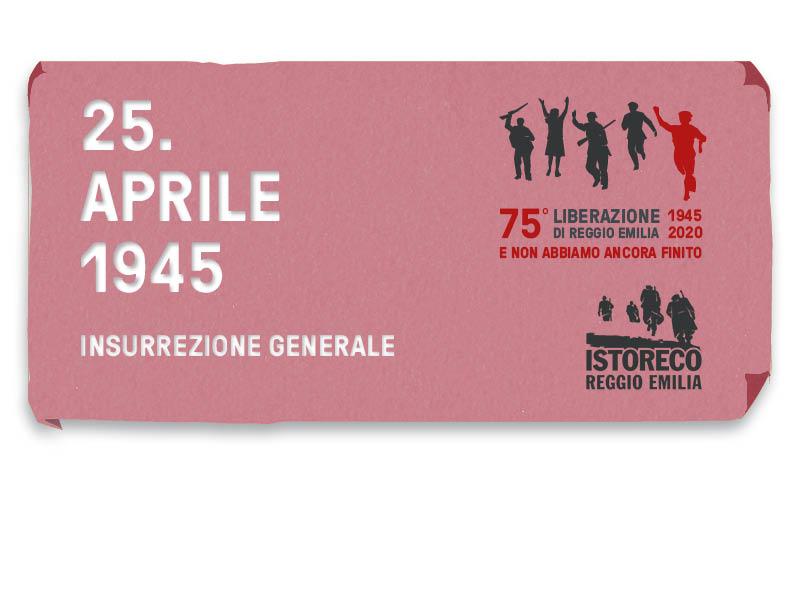 25 Aprile: Gli auguri dei partigiani