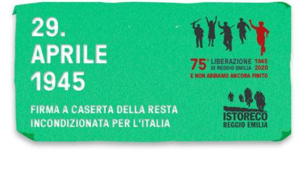 29 aprile 1945 – Firma a Caserta della resa incondizionata per l'Italia