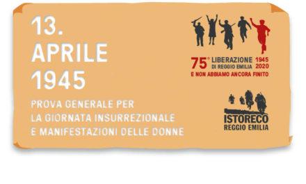 Prove generali per l'insurrezione – La manifestazione delle donne a Reggio Emilia