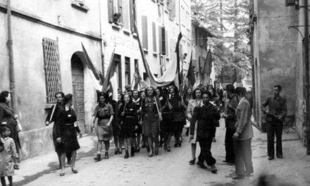 L'insurrezione del 13 aprile 1945