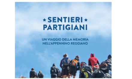 I Sentieri Partigiani in vendita assieme a Gazzetta di Reggio