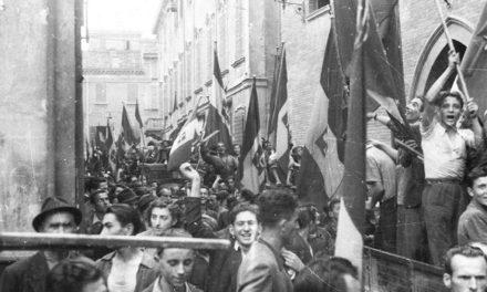 """""""Un 25 aprile senza gente"""" di Massimo Storchi"""