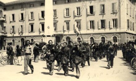 """3 Maggio 1945 – """"Rassegna delle forze della Libertà"""""""